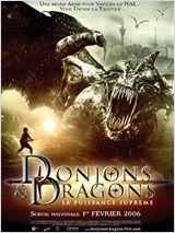 Donjons & dragons, la puissance suprême FRENCH DVDRIP 2006